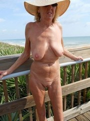 Sexy mature ladies show off, want to be..