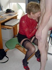 Old TrashyTarts, mature swingers