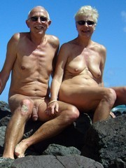 Older UK swingers posing naked amateur..