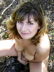 Sexy mature women posted their nude..