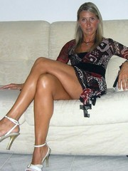 Beautiful mature White Women - Black..