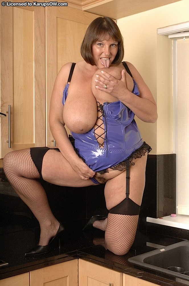 Nude British housewives, Tastiest Matures collection