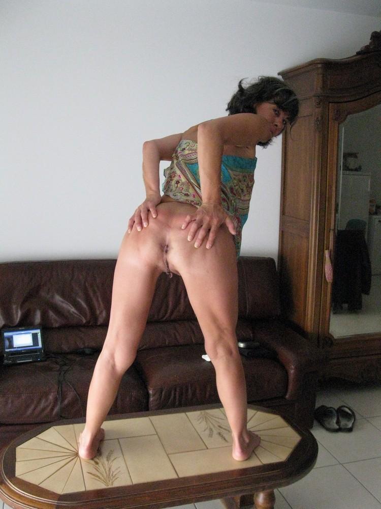 Video erotic mature stripping