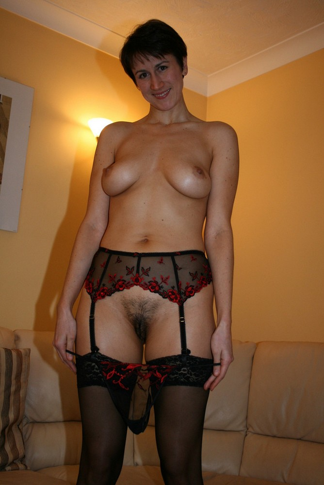 Wives in nylons think