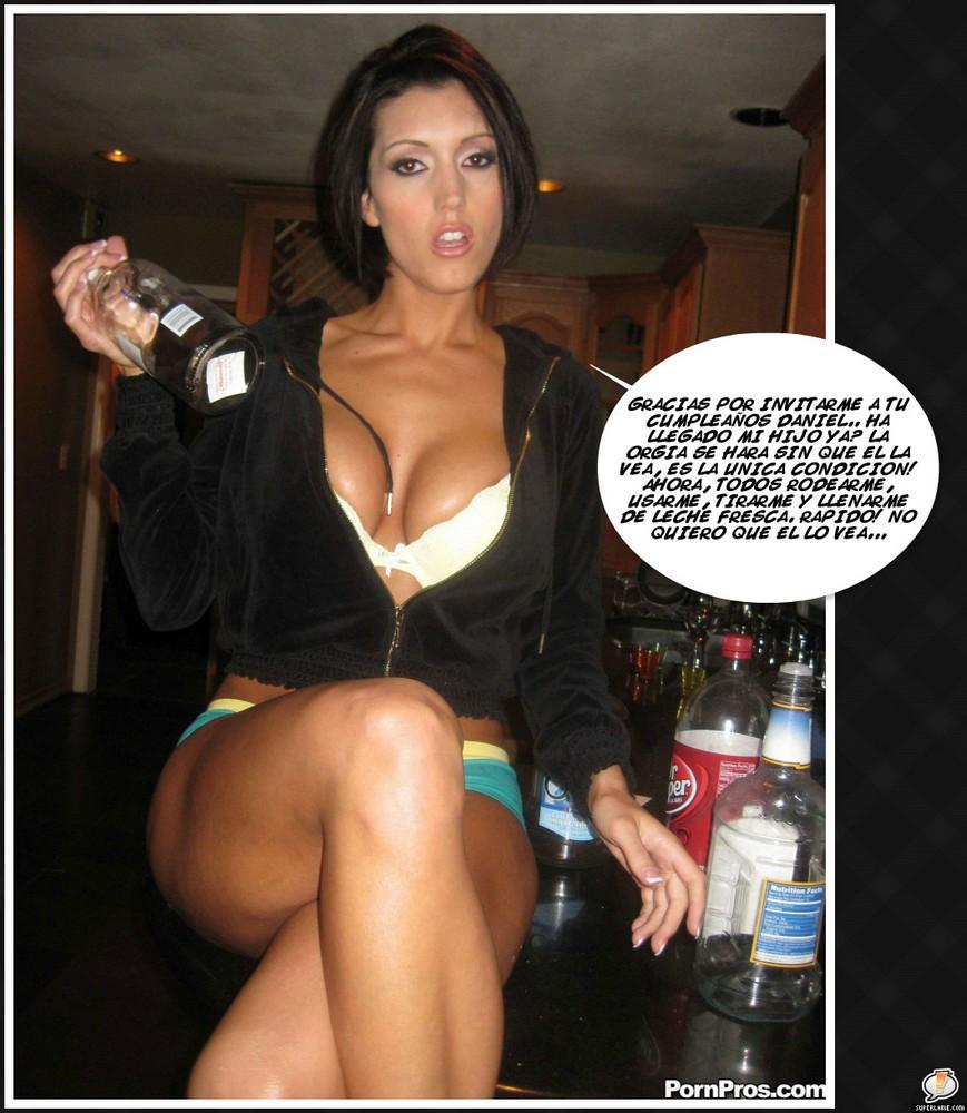 Amateur wife bucket