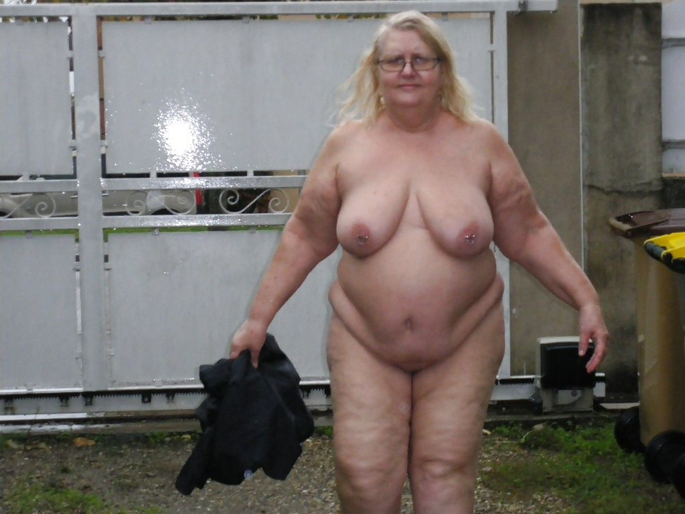 Old Naked Fat Women 25