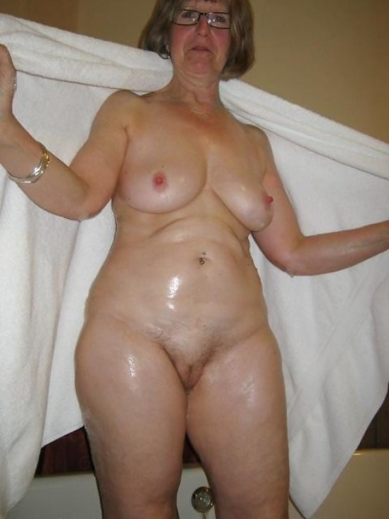 lonely granny strip naked