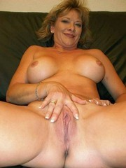 Sexually active moms posing naked