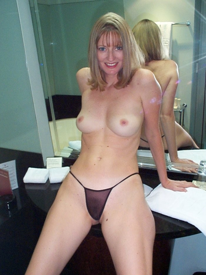 amateur mature posing naked